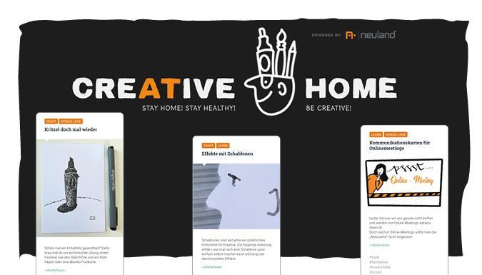 Creative-at-home