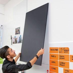 ProcessWall Pinboard - 150 x 100 cm