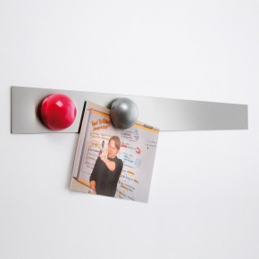 Edelstahl-Magnetleiste