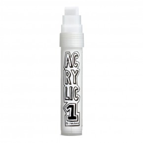 AcrylicOne BIG, Keilspitze 8-15 mm - Einzelfarben