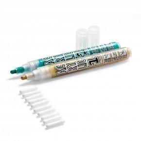 Ersatz-Rundspitzen 2,5 mm, für AcrylicOne MEDIUM