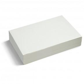 Maxi-Rechteck Karten, Pin-It, 250 Stück, uni