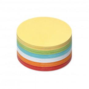 Kleine runde Scheiben, Stick-It, 300 Stück, sortiert