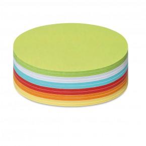 Mittlere runde Scheiben, Stick-It, 300 Stück, farbig sortiert
