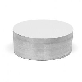 Ovale Scheiben, Pin-It, 500 Stück, uni