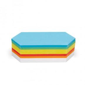 Rhombus-Karten, Pin-It, 250 Stück, 6-farbig sortiert