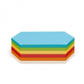 Rhombus-Karten, Stick-It, 300 Blatt, sortiert