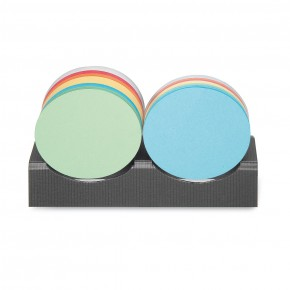 Kartenadapter Novario® für runde Scheiben Ø9,5 cm