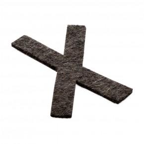 Ersatzfilzpads für X-raser®
