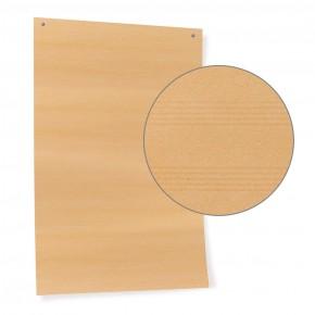 Pinwand-Papier beige, mit Linienstruktur