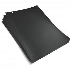 Block für FlipChart-TableTop u. TopChart, schwarz, 5 Blocks