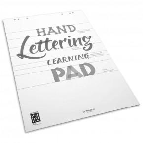 Schreibübungsblock Handlettering Learning Pad
