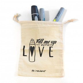 Fill me up with LOVE - Beutel