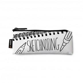 Limited Edition: PenPouch – Motiv Sketchnoting