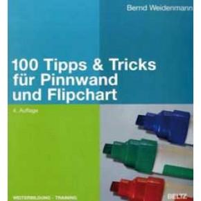 100 Tipps&Tricks für Pinwand und FlipChart
