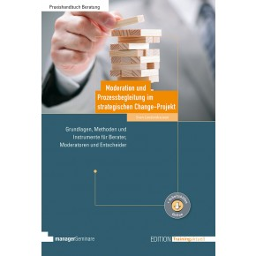 Moderation und Prozessbegleitung im strategischen Change-Projekt