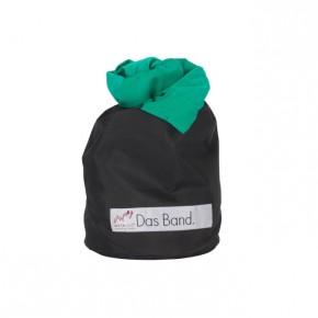 Das Band mini, grün - im Packsack