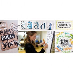 bikablo® Lettering, Kalligrafie & Typo - 24.+25. November 2021 (neues Datum)