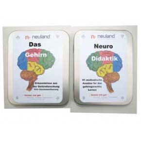 Das Gehirn Set 1 + Neurodidaktik Set 2