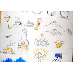 bikablo® Graphic Recording - 12.+13. November 2020