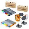 Aktion: Neuland FineOne® / 30er Set + FineStand + Magnet
