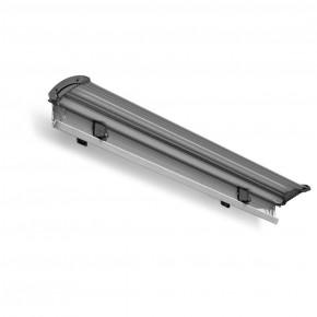Dispositif de fixation du papier universel pour tableau de conférence aluminium gris