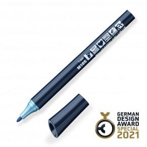 Neuland FineOne® Metallic, Rundspitze 1 mm ‒ Einzelfarben