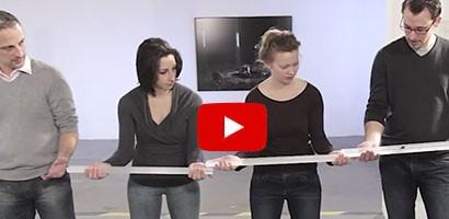 Metalog Spiel «Pipeline» – Kommunikation an Schnittstellen trainieren.